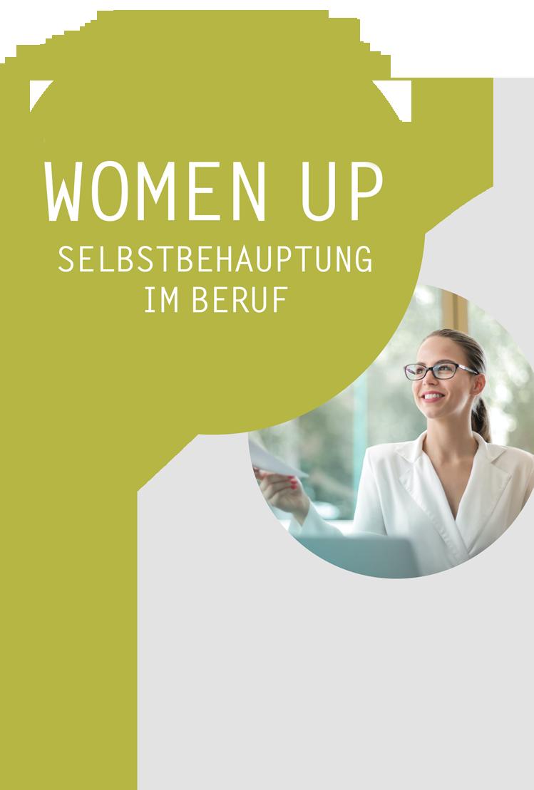 Online Weiterbildung WomenUp