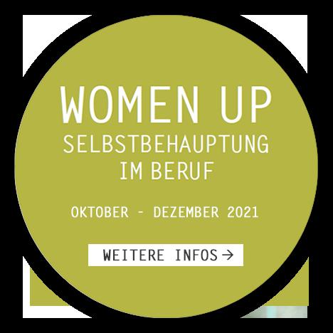 WomenUp - Selbstbehauptung im Beruf